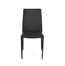 Vivian Dining Chair, Black