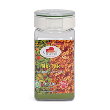 Tik Tak Square Canister 500 Ml