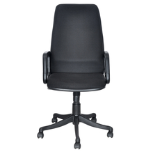 Lead Mid Back Office Chair - @home By Nilkamal,  black