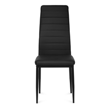 Isaac Dining Chair, Black