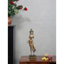 Tara Bodhi Showpiece, Gold