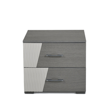 Baalbek Night Stand - @home Nilkamal,  grey