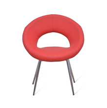 Micro Occasional Chair - @home Nilkamal,  red