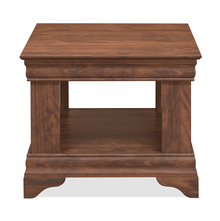 Blake Side Table, Walnut