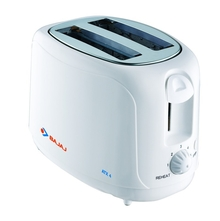 Bajaj ATX4 750 W Pop Up Toaster, White