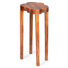 Aeon Side Table - @home Nilkamal,  walnut