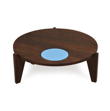Gotham Center Table - @home Nilkamal,  blue