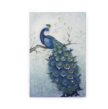 Peacock Wall Decor - @home by Nilkamal, Indigo