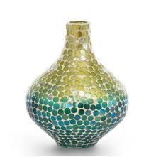 Enchanted Small Vase - @home by Nilkamal, Sea Green