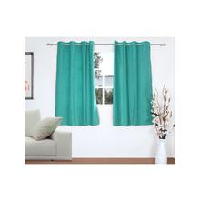 Opus 2 Pieces Window curtain 112X152CM, Green