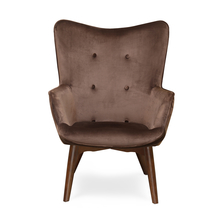 Leisure Occasional Chair, Brown,  brown