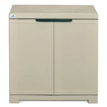 Nilkamal Freedom Mini Small Storage Cabinet Fms, Pestle Green/Grey