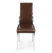 Soniya Dining Chair - @home by Nilkamal, Merlot Brown