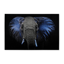 Forest Elephant 60x90cm Picture Frame -@home by Nilkamal, Sea Green