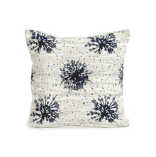 Splash 30 cm x 30 cm Set of 2 Cushion Covers, Indigo