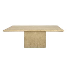 Desire 8 Seater Dining Table, Yellow