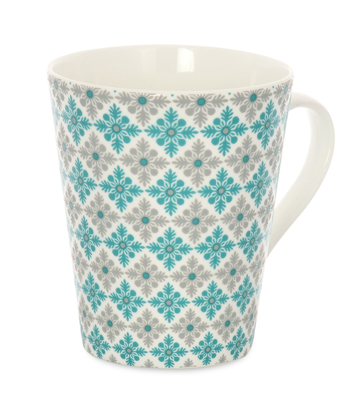 Aroha Butta Coffee Mug - @home by Nilkamal, Sea Green