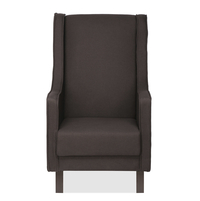 Castello Occassional Chair, Black