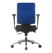 Nilkamal Charles Mid Back Office Chair,  blue