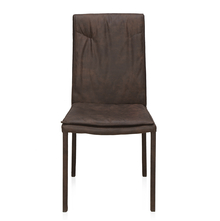 Cow Boy Dining Chair, Dark Brown