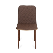 City Dining Chair - @home by Nilkamal, Mocha Brown