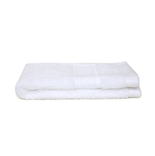 70 cm x 130 cm Bath Towel - @home by Nilkamal, White