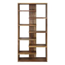 Miracle Bookshelf, Natural Walnut