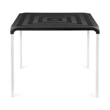 Nilkamal Novella 02 Dining Table,  black