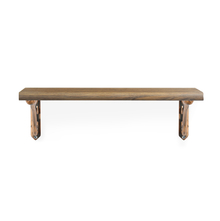 Romantic & Juan Small Wall Shelf - @home by Nilkamal, Walnut