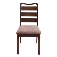Omaha Dining Chair - @home by Nilkamal, Passion Walnut