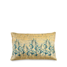 Splash 30 cm x 45 cm Filled Cushion - @home by Nilkamal, Sea Green