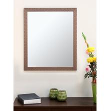 Contemporary 50X60CM Mirror, Bronze