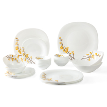 Laopala Quadra Summertide 29 Pieces Dinner Set
