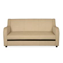 Gregory 3 Seater Sofa, Magic Cream