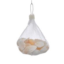 Small Shells Pebbles - @home by Nilkamal, White