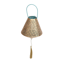 Pitchola Hanging Votive - @home by Nilkamal, Blue