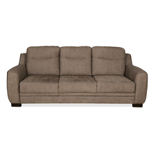 Selena 3 Seater Sofa, Taupe Brown