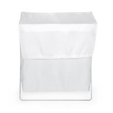 Gradation Square 44 cm x 23 cm x 50 cm Laundry Bag - @home by Nilkamal, Sea Green