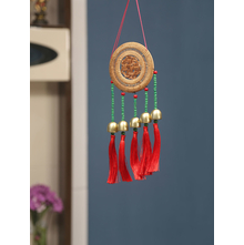 Dream Catcher Windchime, Red