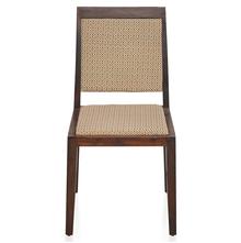 Matrix Dining Chair - @home Nilkamal,  walnut