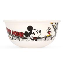 Agedup Mickey Soup Bowl, White