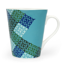 Zing Modern 380 ml Coffee Mug - @home by Nilkamal, Sea Green