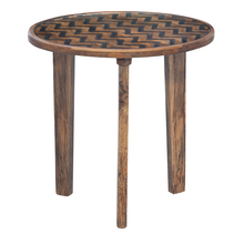 Fabio Side Table - @home by Nilkamal, Natural