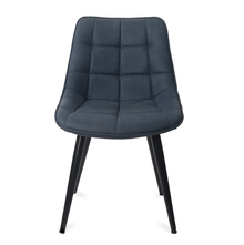 Josh Arm Chair - @home by Nilkamal, Moss Blue