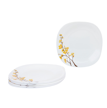 Laopala Quadra Summertide Quarter Plate Set of 6