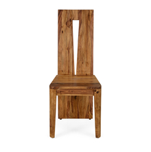 New Granada Dining Chair, Natural Walnut