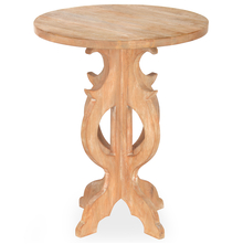 Luisa Center Table - @home by Nilkamal, Light Brown