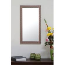Contemporary 30X60CM Mirror, Bronze