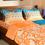 Dalliance 152 x 228 cm Single Comforter - @home by Nilkamal, Teal
