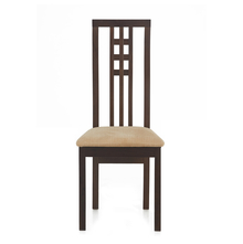 Bruni Dining Chair - @home by Nilkamal, Burn Beech